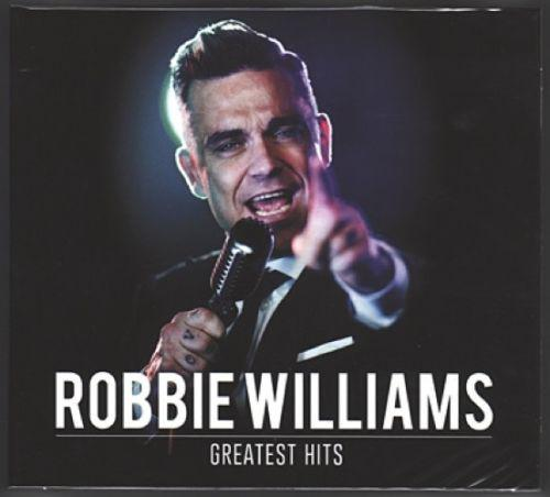Robbie Williams - Greatest Hits (2CD, Digipak)