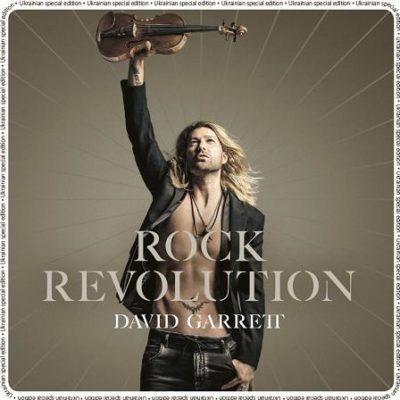 David Garrett - Rock Revolution (2017)