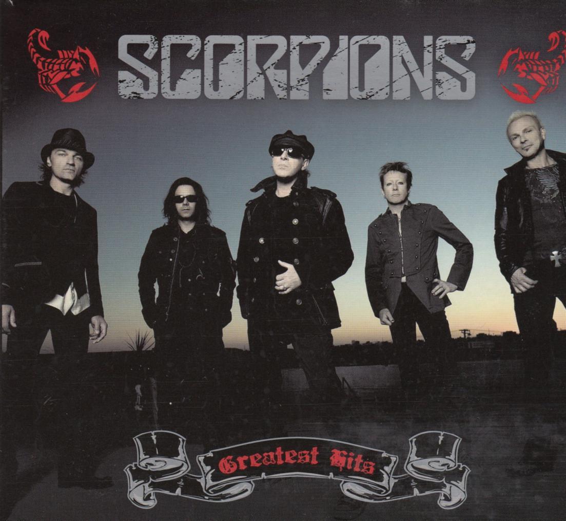 Scorpions - Greatest Hits (2CD, Digipak)