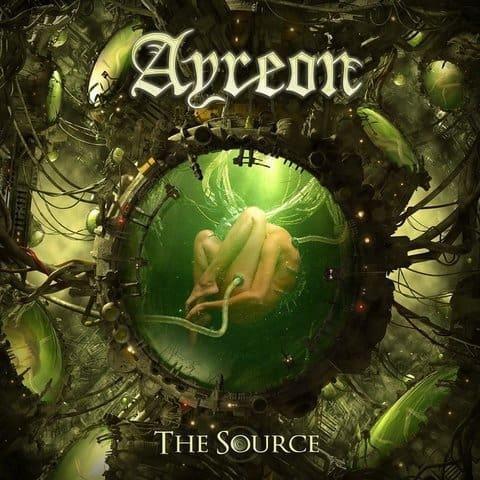 Ayreon - The Source (2CD, 2017)