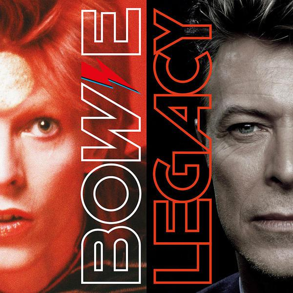 David Bowie - Legacy (2CD, 2016) (Deluxe Edition)