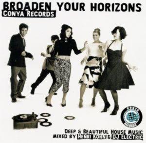 Henri Kohn & DJ Electric - Broaden Your Horizons