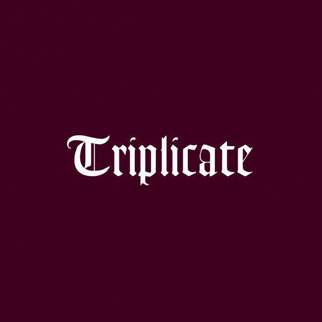 Bob Dylan - Triplicate (2CD, 2017)