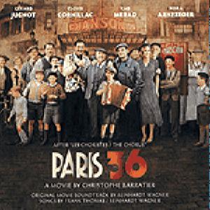 Soundtrack Paris 36 -