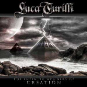 LUCA TURILLI - THE INFINITE WONDERS OF CREATION
