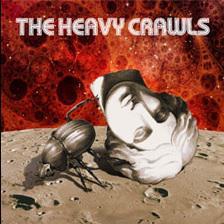 The Heavy Crawls - The Heavy Crawls (2017) (digipak)
