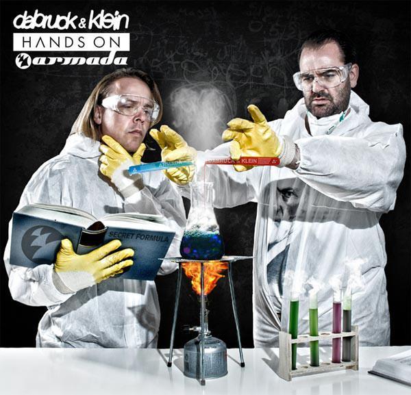 Dabruck & Klein - Hands On Armada Vol. 2 (2CD, 2011) (Digipak)