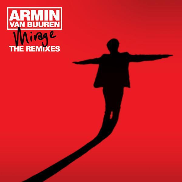 Armin van Buuren - Mirage - The Remixes (2CD, 2011) (Digipak)
