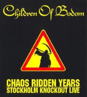 Children Of Bodom - Stockholm Knockout Live /2cd/