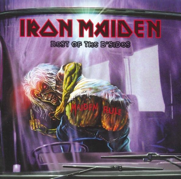 Iron Maiden - Best Of The B'Sides (2CD, 2002)