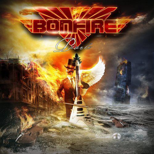 Bonfire - Pearls (2CD, 2016)