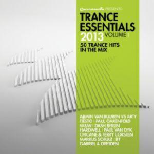 Trance Essentials 2013 vol.1 (2013) -
