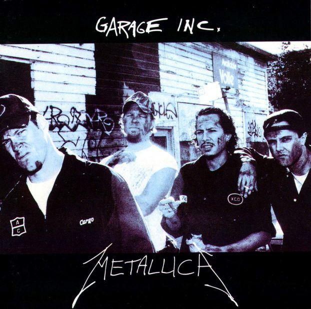 Metallica - Garage Inc. (2CD, 1998)