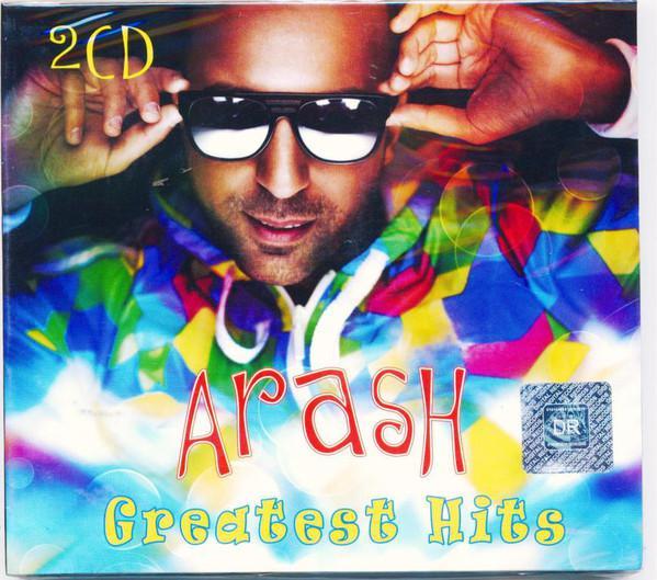 Arash - Greatest Hits (2CD, Digipak)