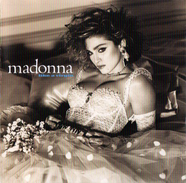 Madonna - Like A Virgin (2001)