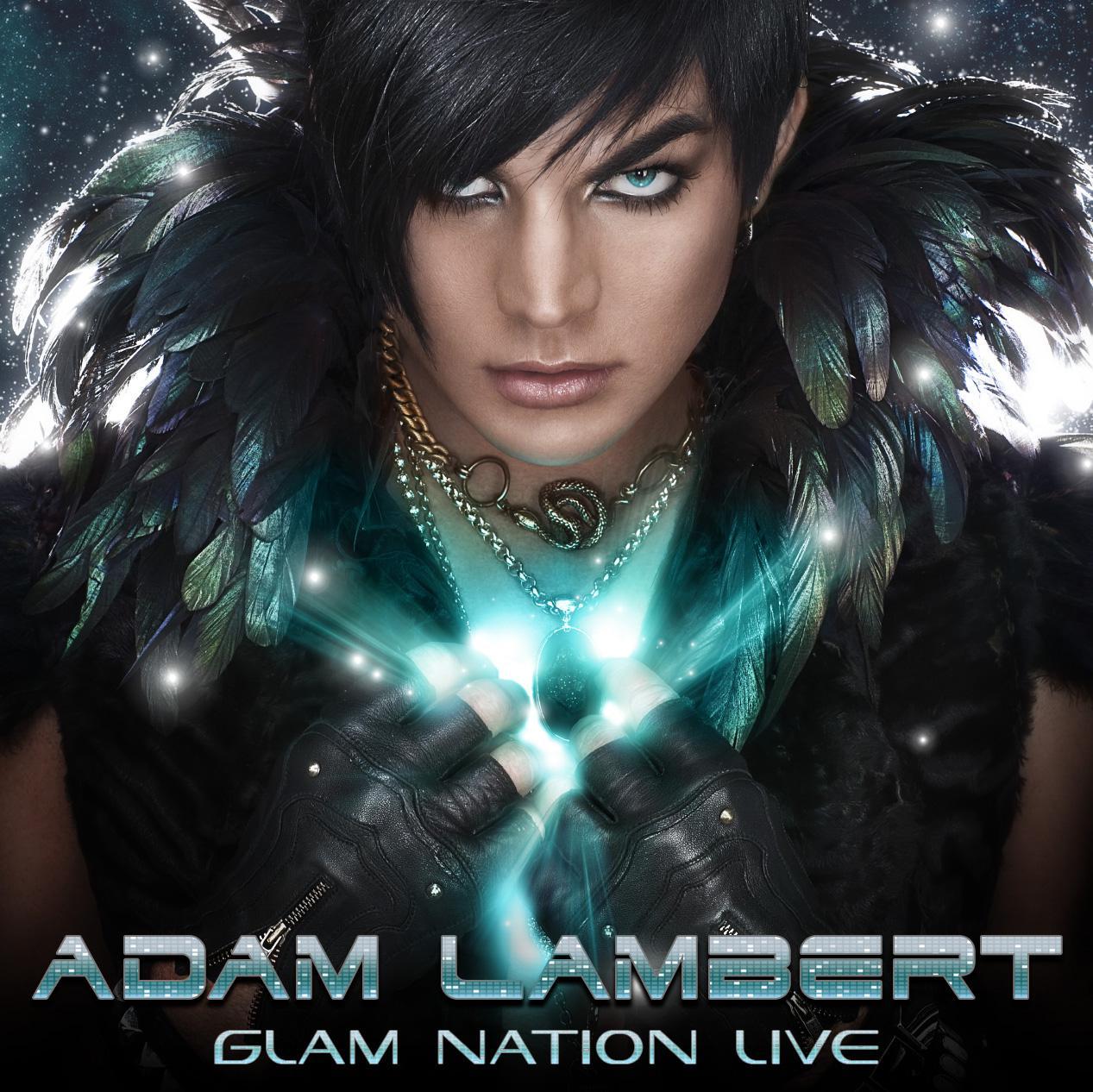 Adam Lambert - Glam Nation (CD+DVD, 2011)