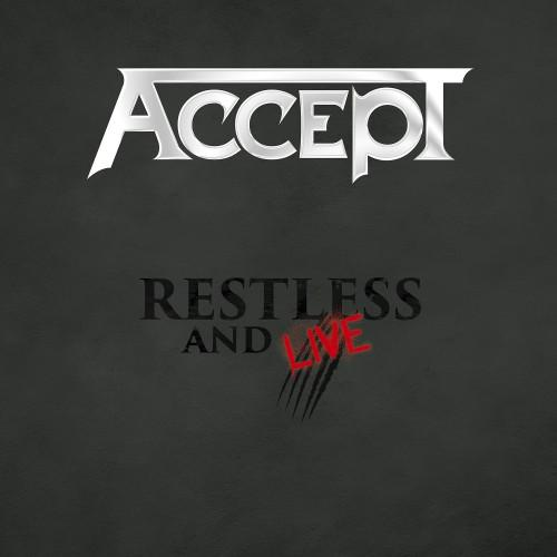 Accept - Restless And Live (2CD, 2017)