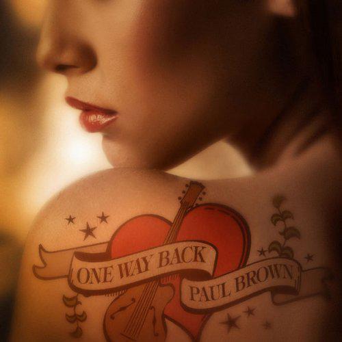 Paul Brown - One Way Back (2016)