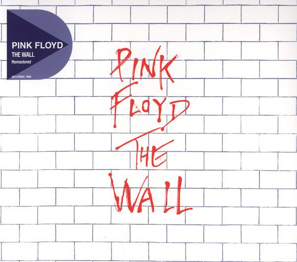 Pink Floyd - The Wall (2CD, Digipak)
