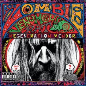 Rob Zombie - Venomous Rat Regeneration Vendor (2013)
