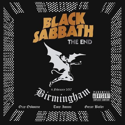 Black Sabbath - The End (2CD, 2017)