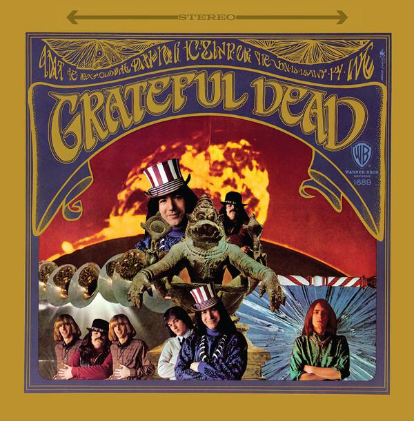 The Grateful Dead - The Grateful Dead (2CD, 2017) (50th Anniversary Deluxe Edition)