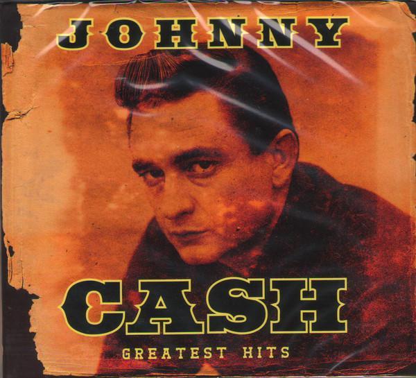 Johnny Cash - Greatest Hits (2017) (2CD, Digipak)