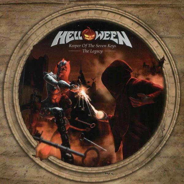 Helloween - Keeper Of The Seven Keys - The Legacy (2CD, 2005)