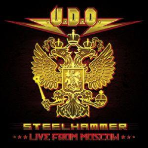 U.D.O. - Steelhammer. Live From Moscow (2 cd)