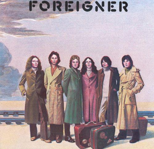 Foreigner - Foreigner (1977)