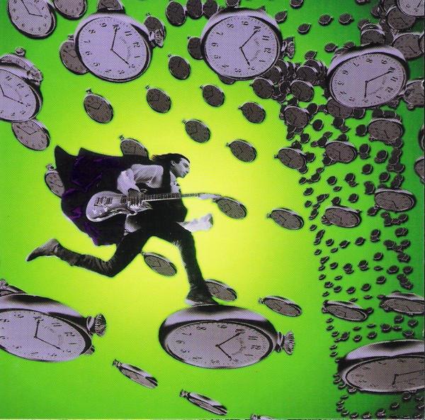 Joe Satriani - Time Machine (2CD, 1993)