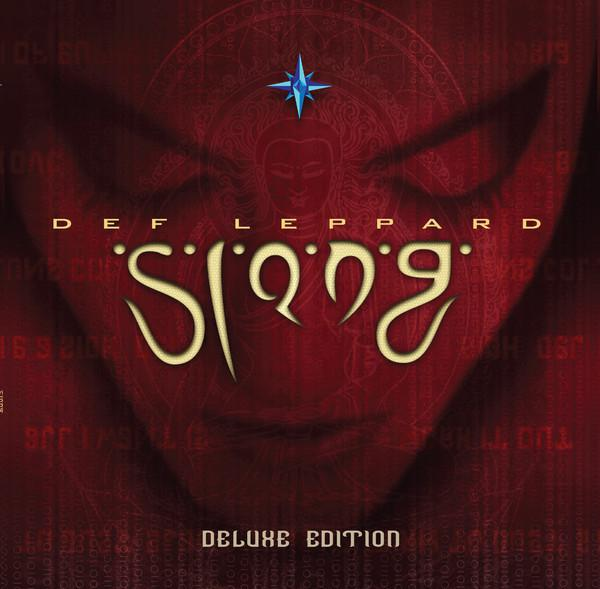 Def Leppard - Slang (Deluxe Edition) (2CD, 2014)
