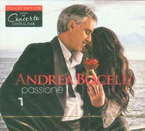 Andrea Bocelli - Passione (Deluxe edition) (CD+DVD, Digipak)