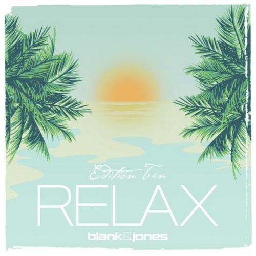 Blank & Jones - Relax (Edition Ten) (2CD, 2017)