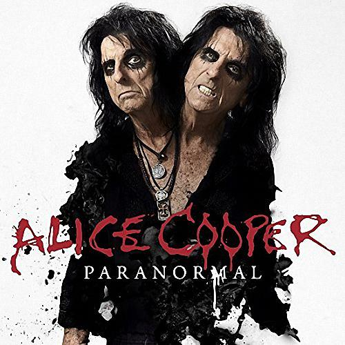 Alice Cooper - Paranormal (2CD, 2017) (Deluxe Edition)