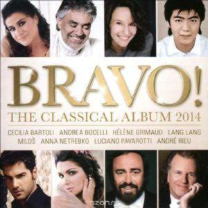 Сборник - Bravo! The Classical Album 2014 (2 CD)