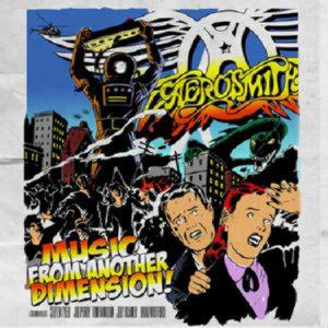 Aerosmith - Music From Another Dimension! (2012)