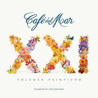 VA - Cafe Del Mar XXI (Volumen Veintiuno Compiled by Toni Simonen 2CD) (2015)