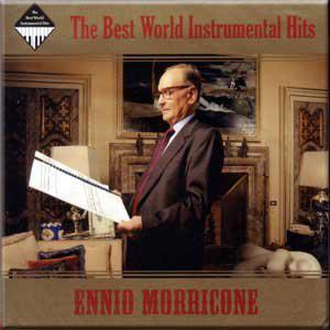 The Best World Instrumental Hits - Ennio Morricone (2CD, Digipak)