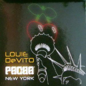 LOUIE DeVITO - PACHA NEW YORK /2 CD/