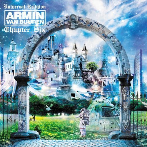 Armin van Buuren - Universal Religion Chapter Six (2CD, 2012) (Digipak)