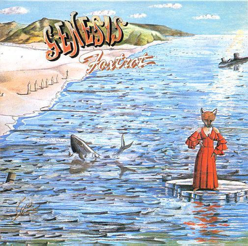 Genesis - Foxtrot (1972)