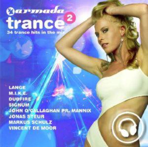 ARMADA TRANCE VOL.2 - /2 CD/ David West feat. Inkfish, Andrew Be