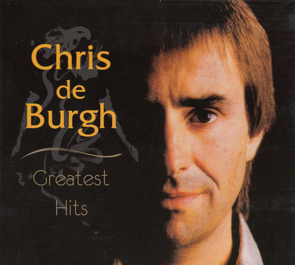 Chris de Burgh - Greatest Hits (2CD, Digipak)