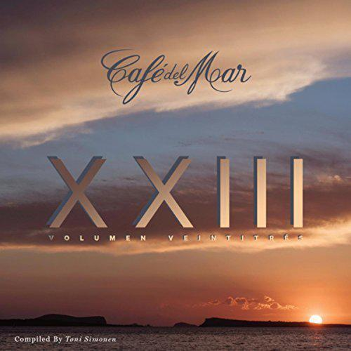 Cafe Del Mar - XXIII  —  Volumen Veintitres (2CD, 2017)