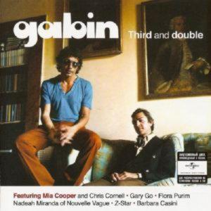 Gabin - Third and Double (2CD)