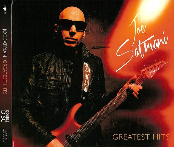 Joe Satriani - Greatest Hits (2CD, Digipak)