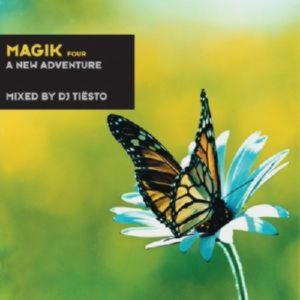 Tiesto - Magic Four A New Adventure