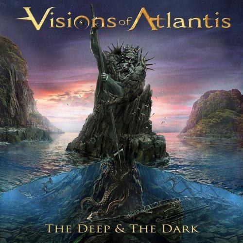 Visions of Atlantis - The Deep & the Dark (2018) (digipak)