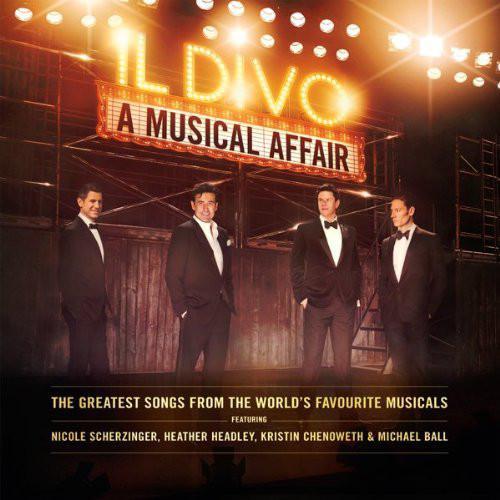 Il Divo - A Musical Affair (2013)